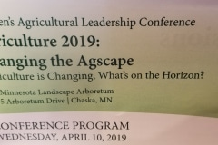 Women's Agricultural Leadership Conference