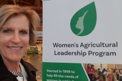 Women's Agricultural Leadership Conference - Cindy