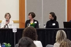 "Women's Agricultural Leadership Conference - ""Navigating Career Change"" Panel (Cindy)"